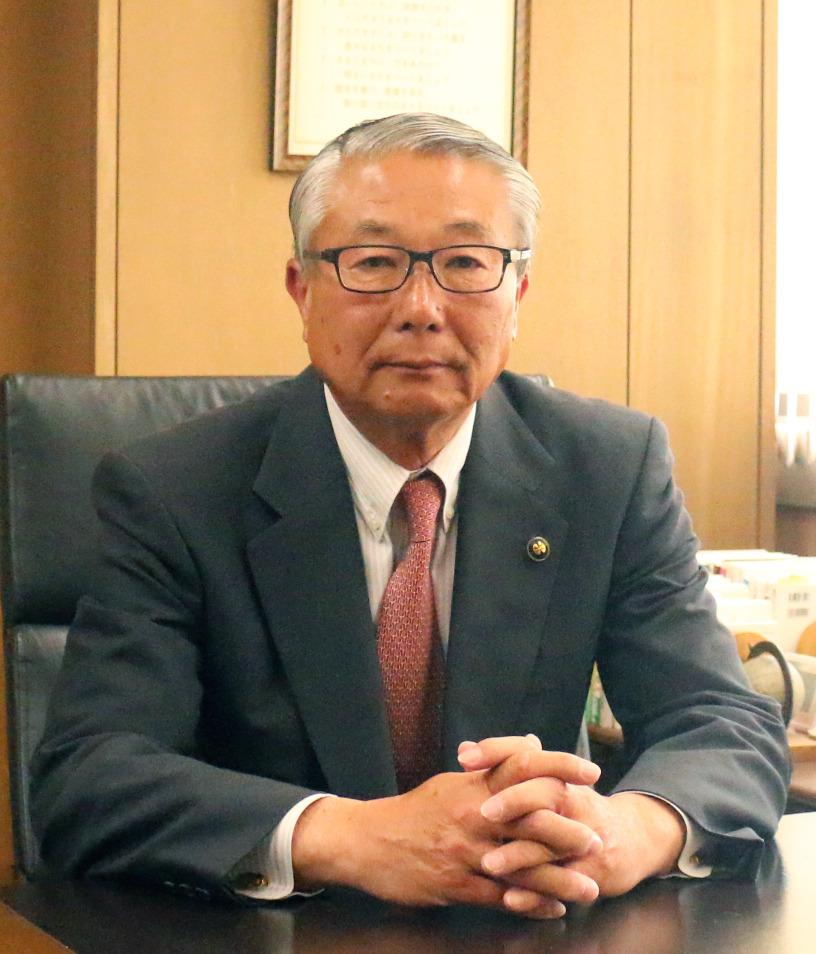 市長あいさつ   東金市ホームページ